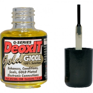 케이그 DeoxIT Gold G-Series G100L-2DB