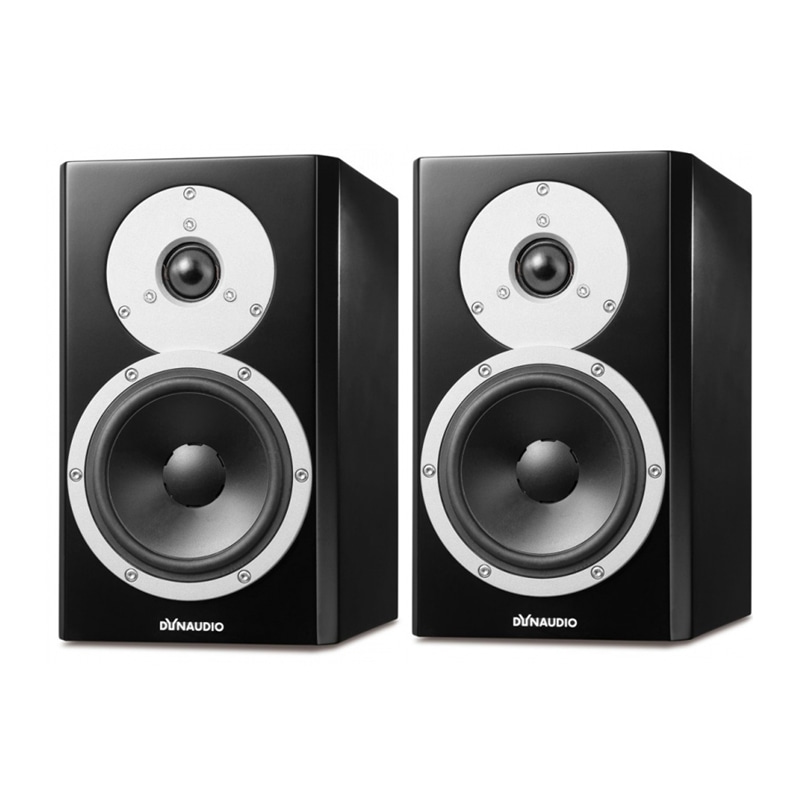 다인오디오 북셀프/액티브 스피커 X14A 블랙 (Dynaudio bookshelf/active speaker Excite X14A Black)