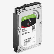 씨게이트 아이언울프 2TB/4TB/6TB/8TB NAS 전용 하드 디스크 드라이브 (Seagate Ironwolf HDD-Hard Disc Drive for NAS ST2000VN004/ST4000VN008/ST6000VN0041/ST8000VN0022)