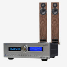 PMC twenty5. 23 + 캐리오디오(Cary Audio) SI-300.2D