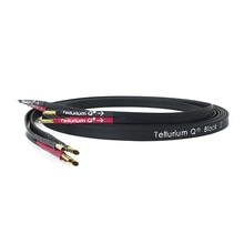 Tellurium Q (텔루륨 큐) Black Speaker Cable (BKII-SC) PAIR (2.5m, 3m)