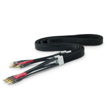 Tellurium Q (텔루륨 큐) Black Diamond Speaker Cable (BD-SC) (2.5m PAIR)